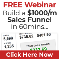 Super Sales Machine Webinar